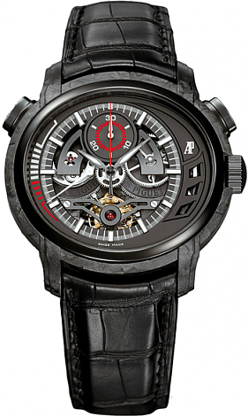 Audemars Piguet Millenary 26152AU.OO.D002CR.01 Carbon One Tourbillon Chronograph watch price